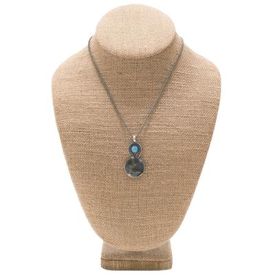 Women's Buffalo Nickle Necklace