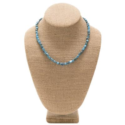 Women's Small Turquoise Stone Necklace