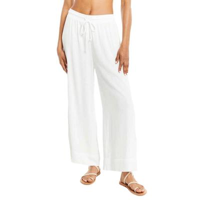 Z Supply Women's Wide Leg Pants