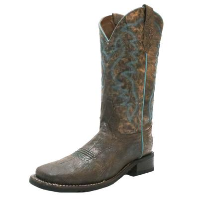 Corral Women's Peanut Embroidered Western Boots