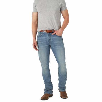 Wrangler Men's 20X 42 Misty Bootcut Jeans