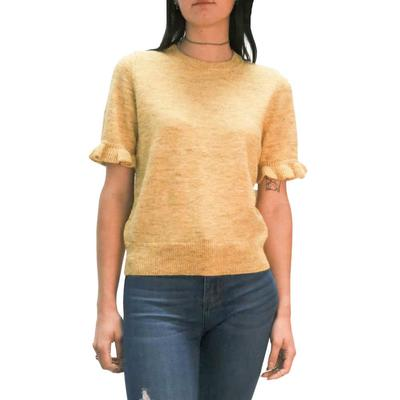 Another Love Women's Sezanna Top YELLOW