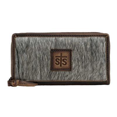 STS Ranchwear Cowhide Bifold II Wallet
