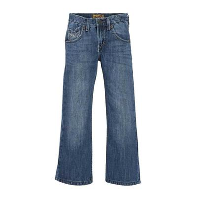 Wrangler Boy's 42 Vintage Bootcut Jeans