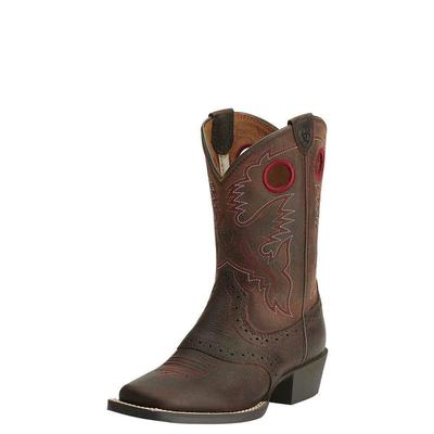 Ariat Youth Heritage Roughstock Western Boots
