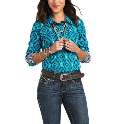 Ariat Women's Kirby Stretch Button Down Shirt