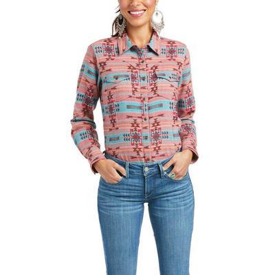Ariat Women's R.E.A.L.Ravishing Snap Shirt