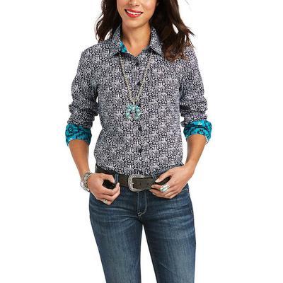 Ariat Women's Kirby Stretch Button Up Shirt