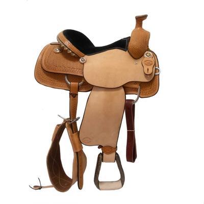 Tm Roper Custom HR Saddle