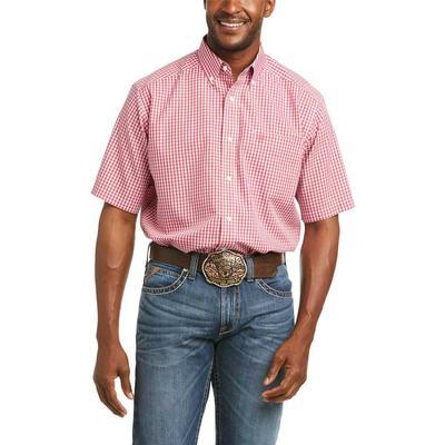 Ariat Men's Wrinkle Free Soren Shirt