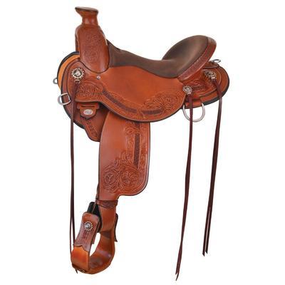 Walnut Grove Flex2 Trail Saddle