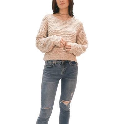 Dear John Women's Lexie Frosted Sweater