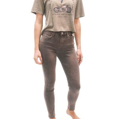 Dear John Women's Rootbeer Gisele Skinny Jeans
