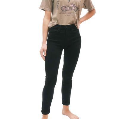 Dear John Women's Black Arrow Skinny Jeans