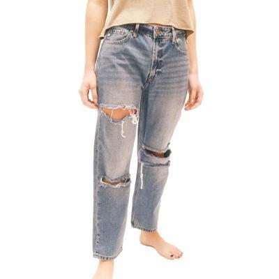 Dear John Women's Sunny Vale Jodi Straight Leg Jeans