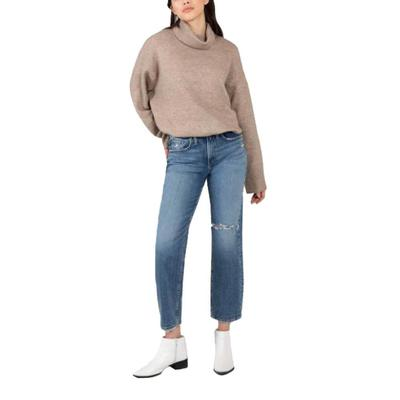 Silver Jeans Women's Frisco Straight Leg Jeans