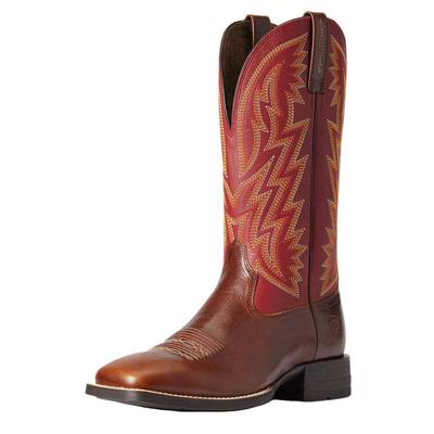 Ariat Men's Crest Macaw Dynamic Western Boots