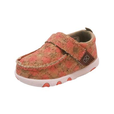 Twisted X Youth Pink Driving Moccasins
