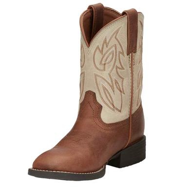 Justin Youth Canter Jr Western Boots
