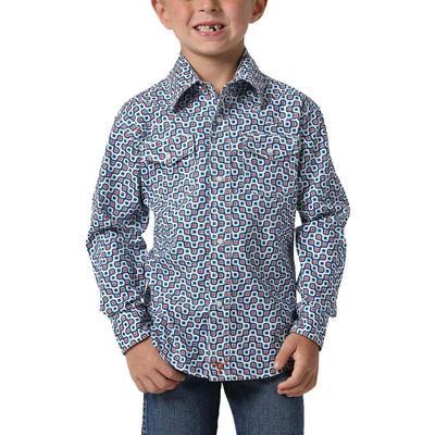 Wrangler Boy's 20X Advanced Comfort Shirt