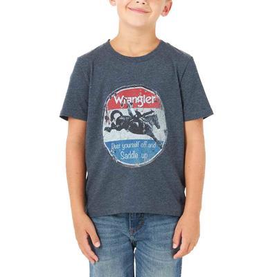 Wrangler Boy's Bucking Bronc Graphic T-Shirt