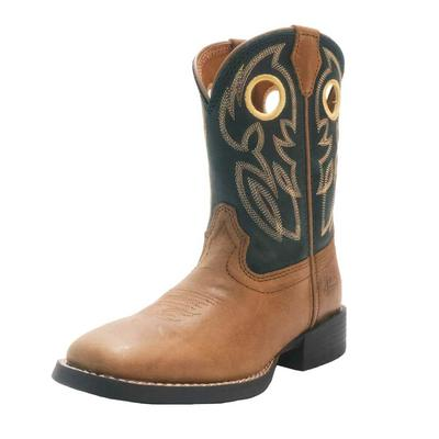 Justin Youth Bowline Junior Western Boots