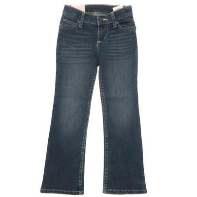 Wrangler Girl's Western Bootcut Jeans