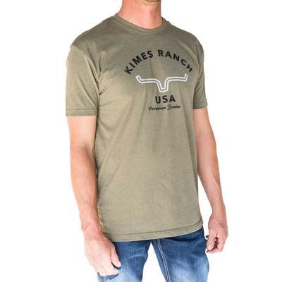 Kimes Ranch Men's Arch Tee