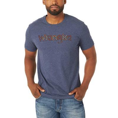 Wrangler Men's Southwestern Kabel Graphic T-Shirt