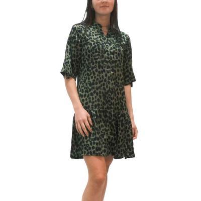 Joy Joy Women's Pocket Button-Down Dress