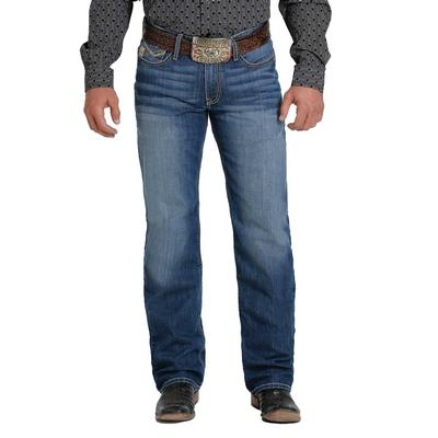 Cinch Men's Grant Relaxed Fit Boot Cut Jeans