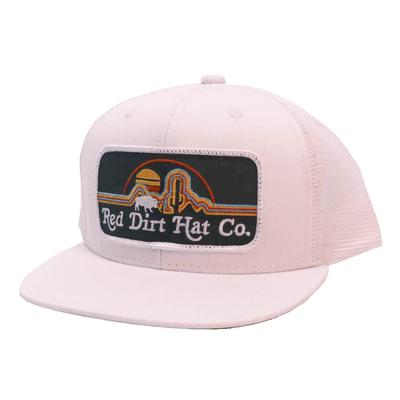 Red Dirt Hat Co.'s Youth Neon Buffalo Cap