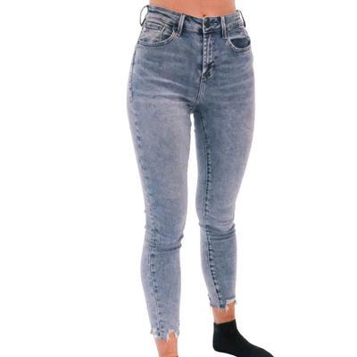 Dear John Women's Olivia Light Skinny Jeans