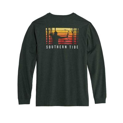 Southern Tide Early Morning Hunting Long Sleeve