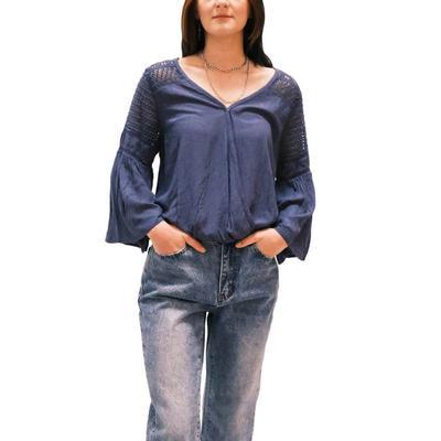 Ariat Women's Brunchin Tunic Top