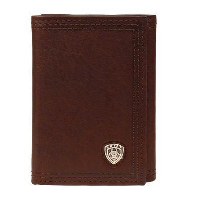 Ariat Men's Trifold Shield Wallet