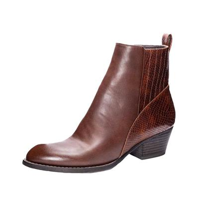 Women's Cicily Brown Ankle Boots