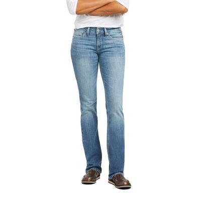 Ariat Women's R.E.A.L.Karen Straight Leg Jeans