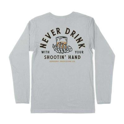 Sendero Provisions Co. Men's Shootin' Hand Long Sleeve