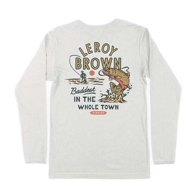 Sendero Provisions Co. Men's Leroy Brown Long Sleeve