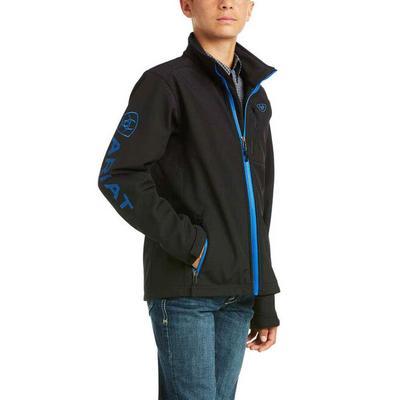 Ariat Boy's Logo 2.0 Softshell Jacket