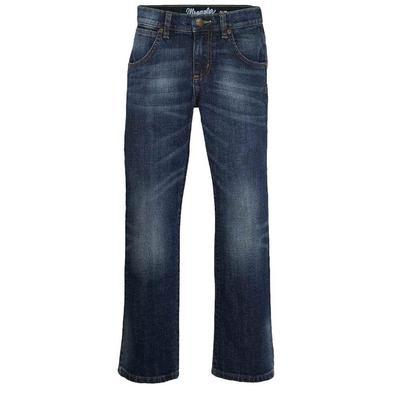 Wrangler Boy's Bozeman Straight Leg Jeans