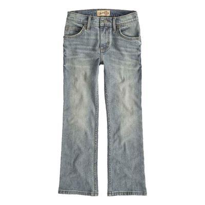 Wrangler Boy's No. 42 Vintage Boot Cut Jeans