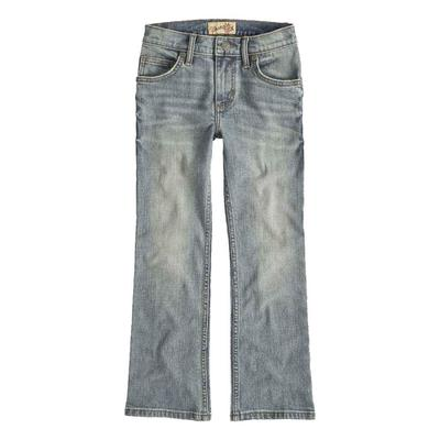 Wrangler Boy's No. 42 Vintage Bootcut Jeans