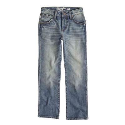 Wrangler Boy's Regular Straight Leg Jeans