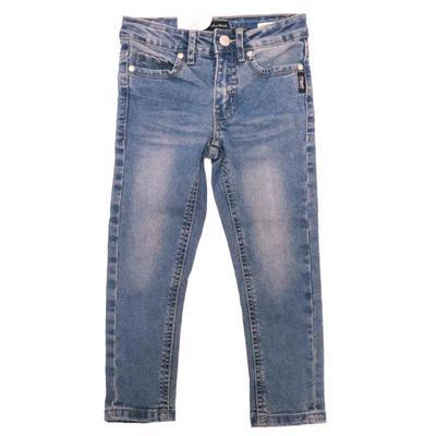 Silver Girl's Sasha Skinny Jeans