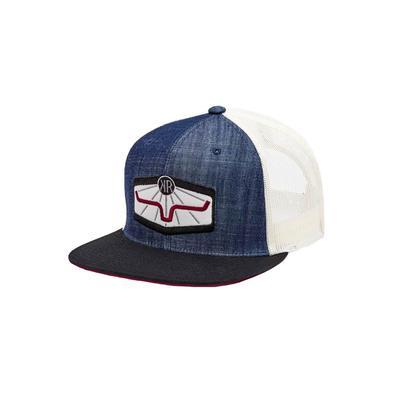 Kimes Ranch Men's Rays Original Indigo Cap