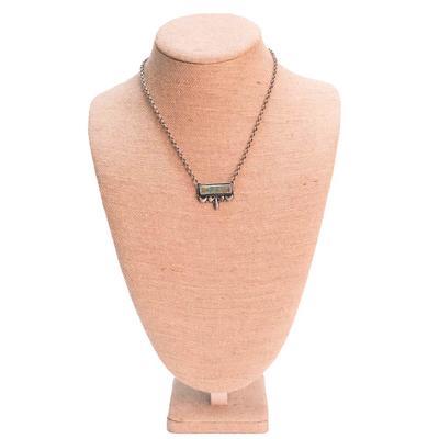 Women's Decedent Turquoise Necklace