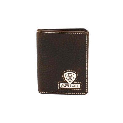 M&F Western Ariat Shield Concho Bifold Wallet