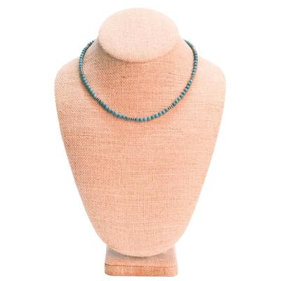 Women's Turquoise and Pearl Necklace